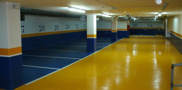 Limpieza de Garajes: Catálogo de Limpiezas Marisem M & M