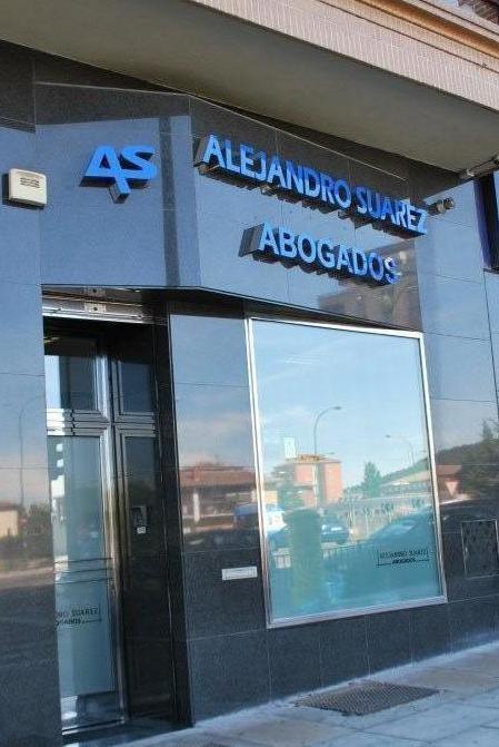 Asuntos que trabajan : ASUNTOS QUE SE LLEVAN de Alejandro Suárez Abogados