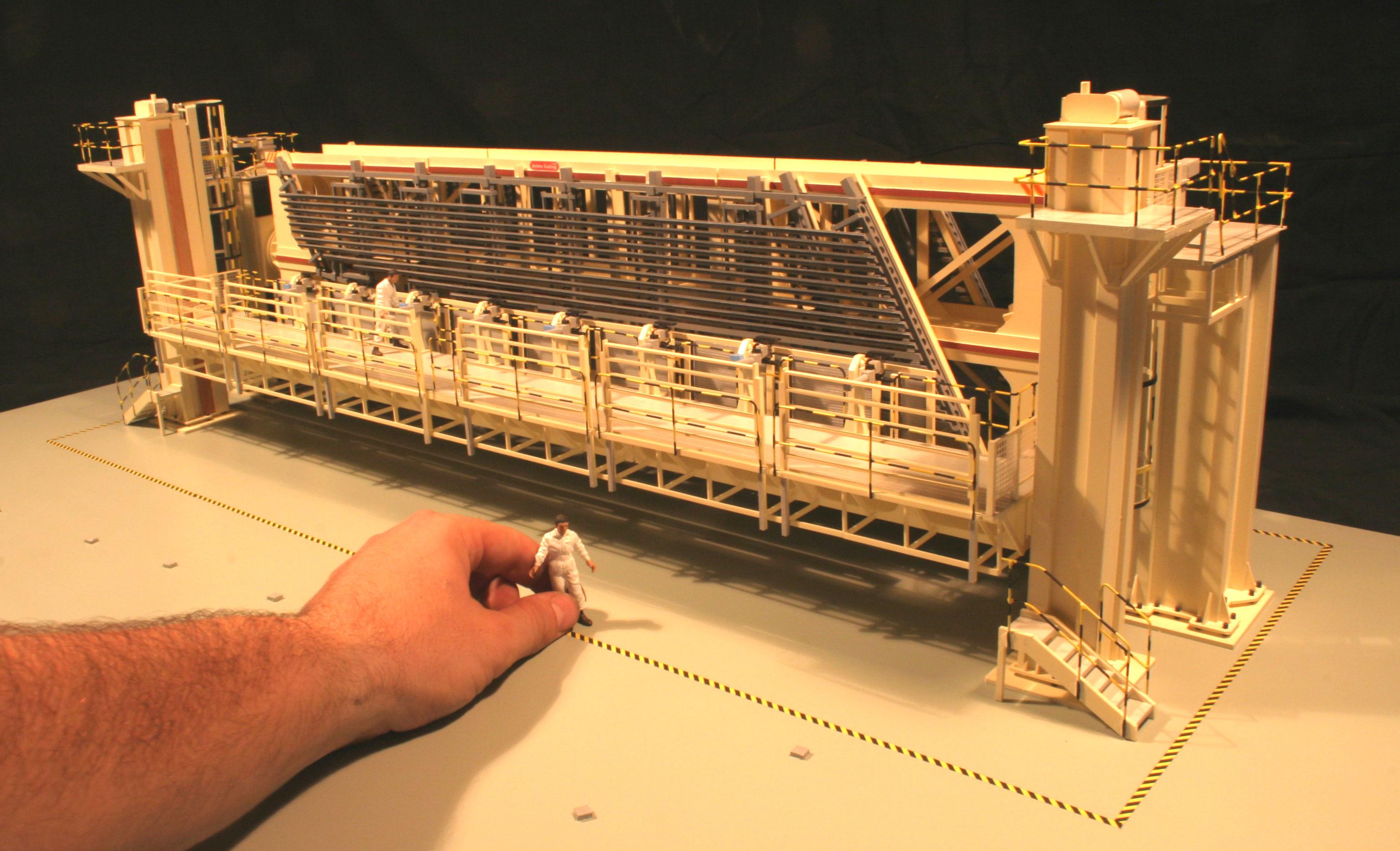 Foto 3 de maquetas y modelismo en barcelona grau alc zar - Maquetas y prototipos ...