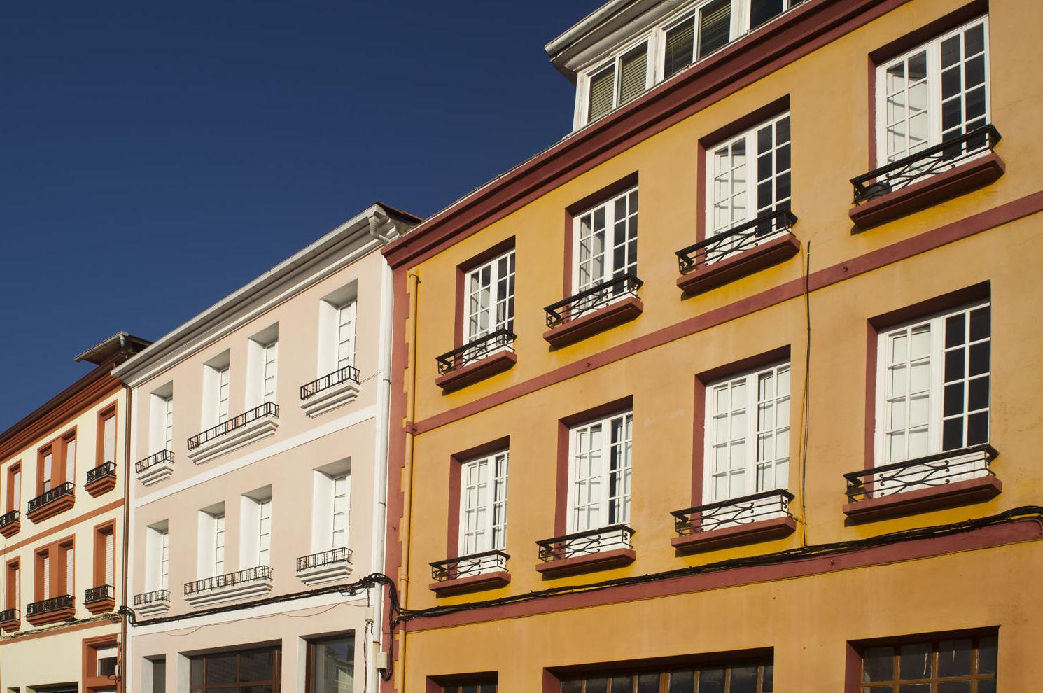 Pintores de fachadas en Barcelona