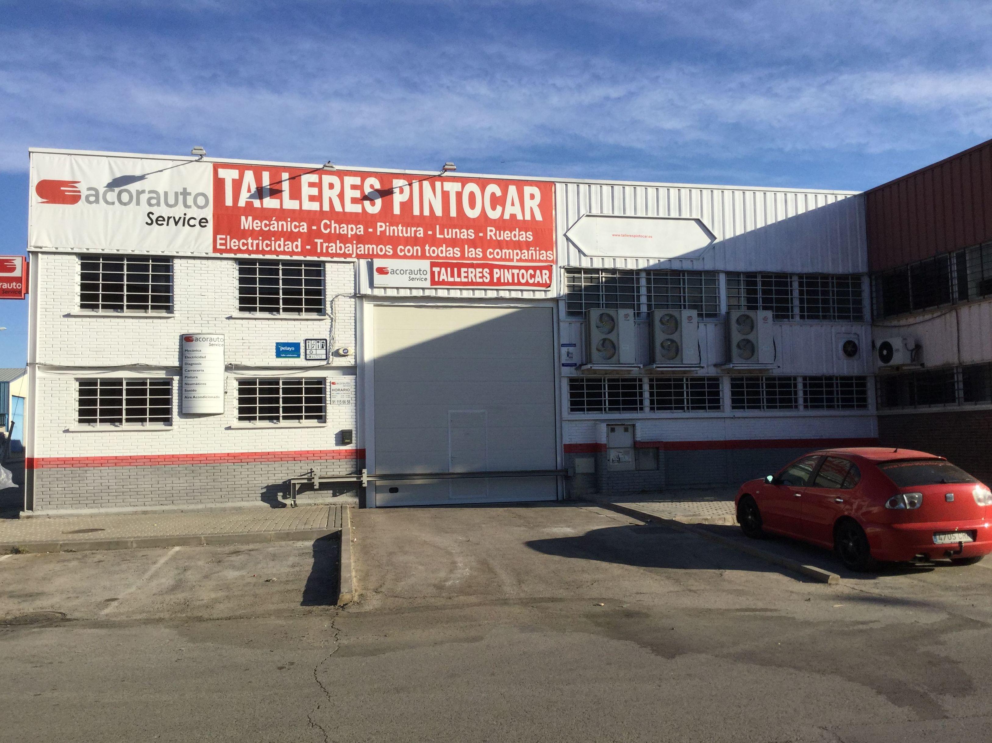 Foto 10 de Talleres de automóviles en Pinto | Pintocar