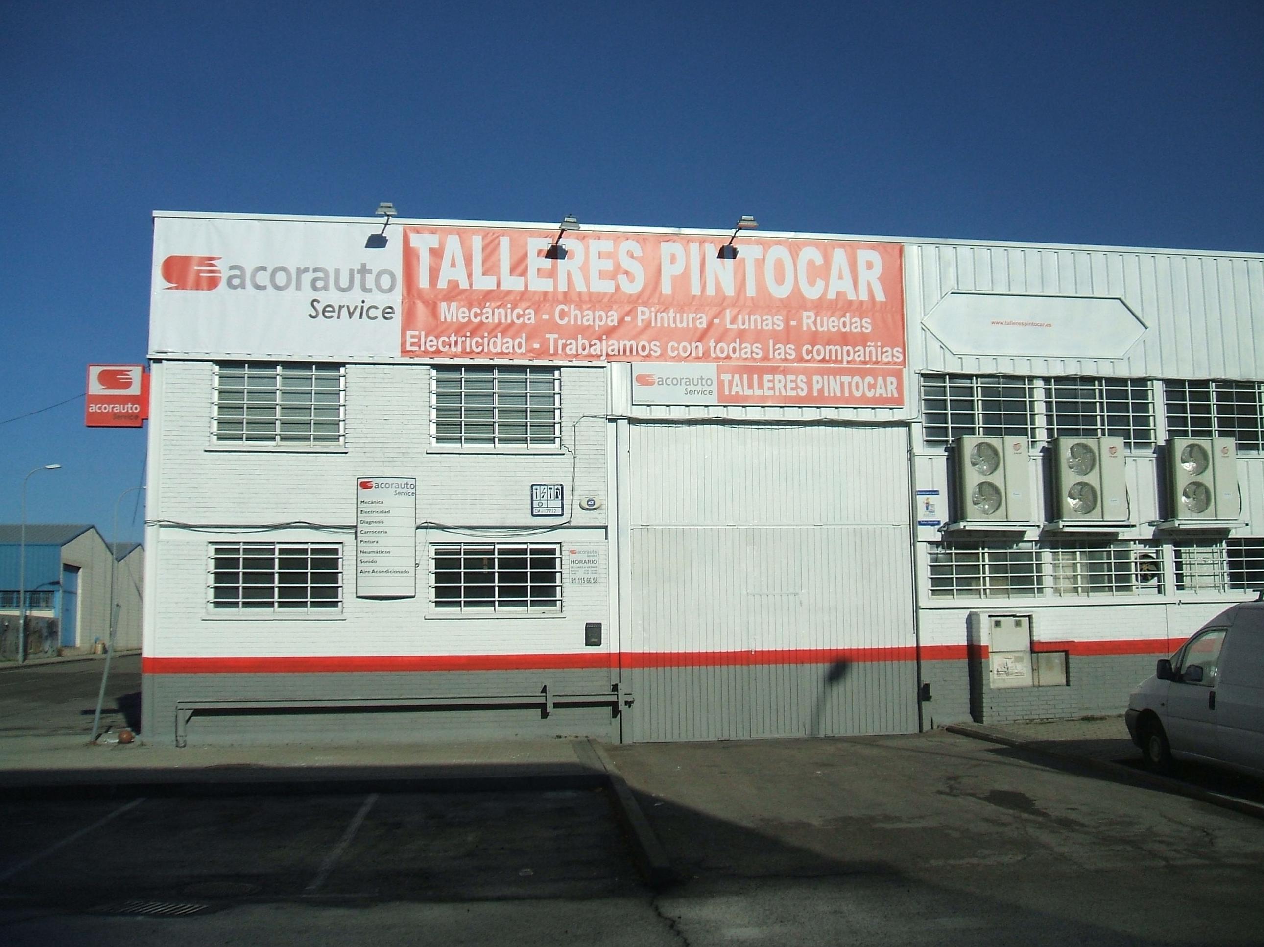 Foto 1 de Talleres de automóviles en Pinto | Pintocar