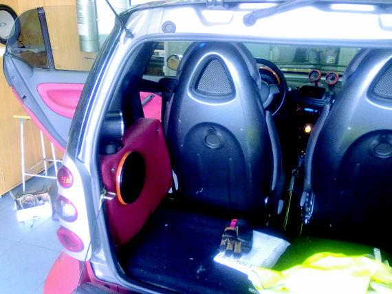 Foto 9 de Auto-radios en Madrid | Auto Hifi NBG