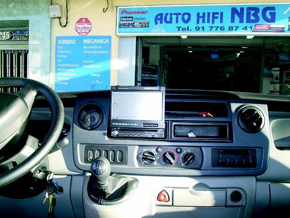 Foto 15 de Auto-radios en Madrid | Auto Hifi NBG