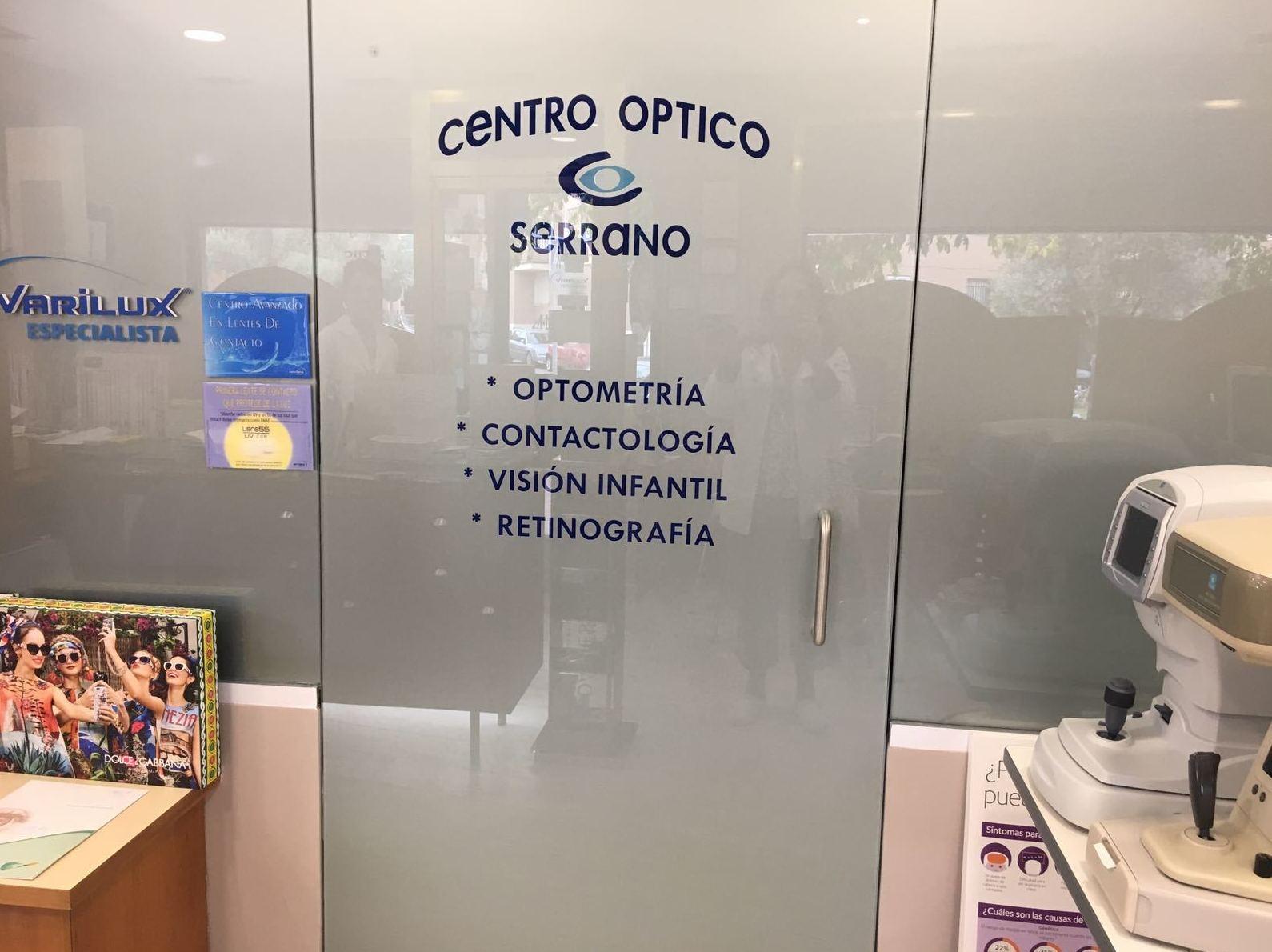 Foto 6 de Ópticas en Colmenar Viejo   Centro Óptico Serrano