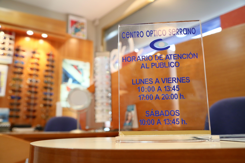 Foto 1 de Ópticas en Colmenar Viejo | Centro Óptico Serrano