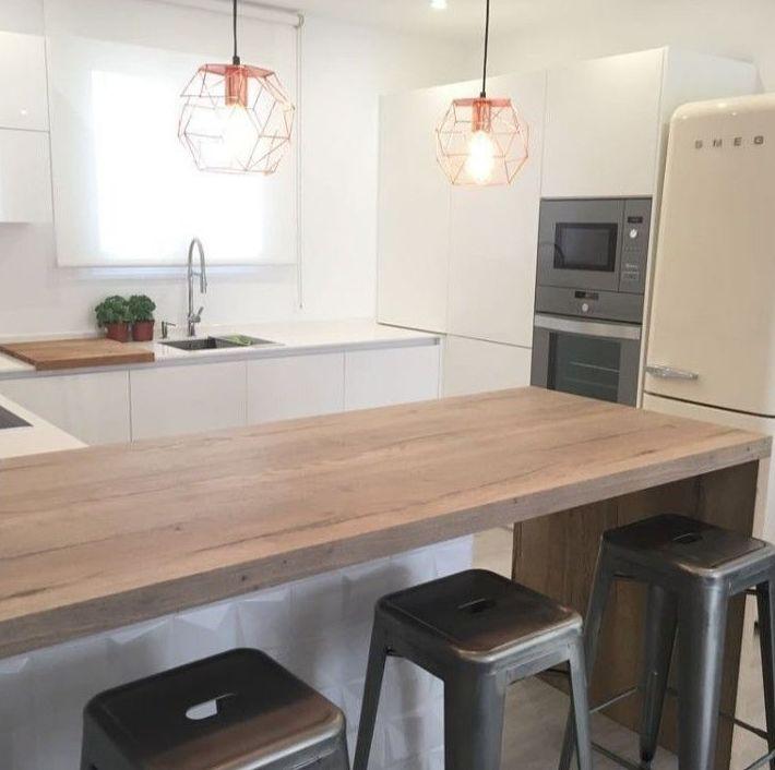 Foto 1 de Muebles de baño y cocina en  | Ébano Interiorismo