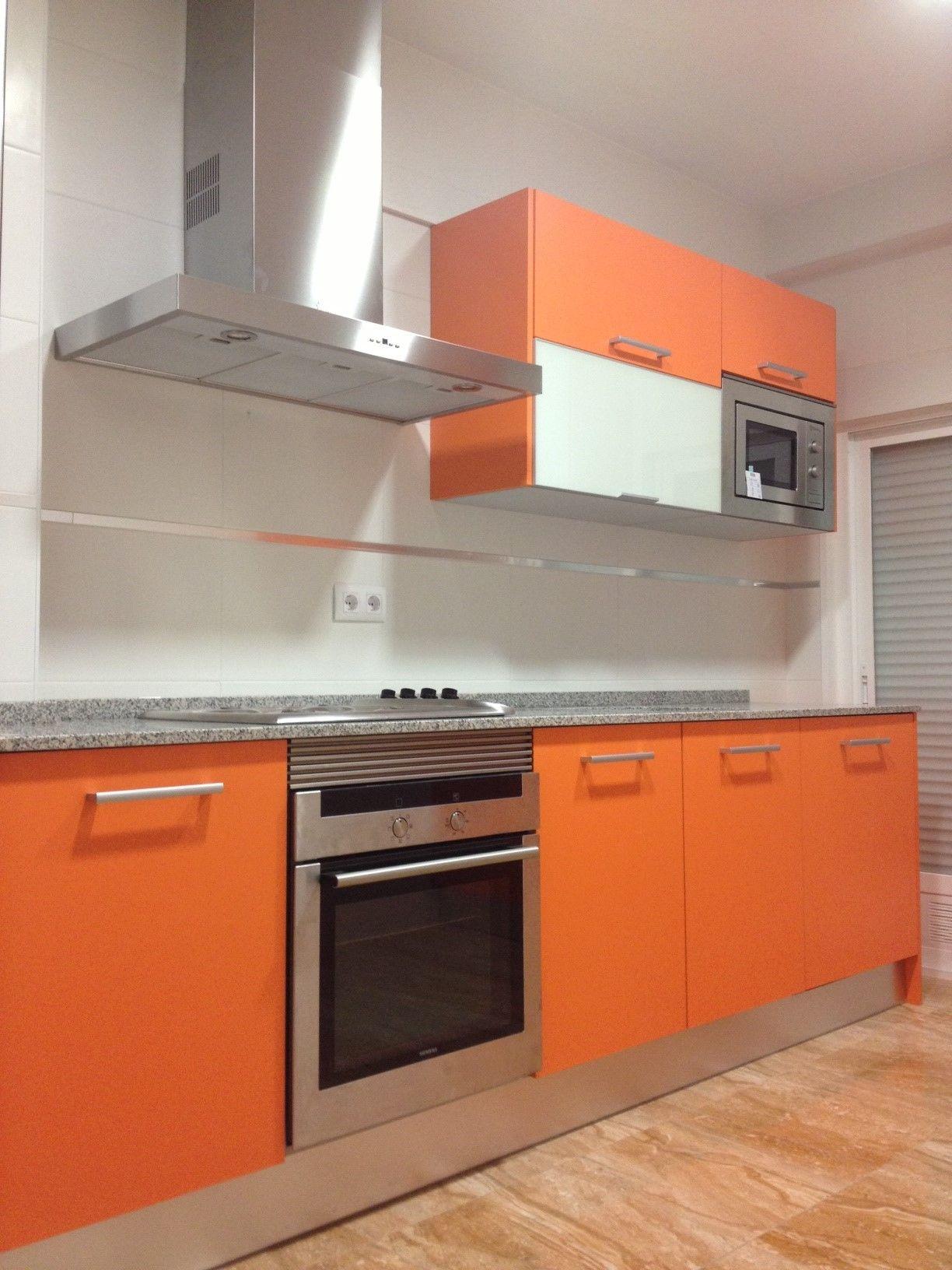 Muebles naranja obtenga ideas dise o de muebles para su for Muebles gallery lorca