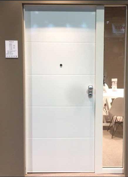 Puertas lacadas blanco en Fuenlabrada