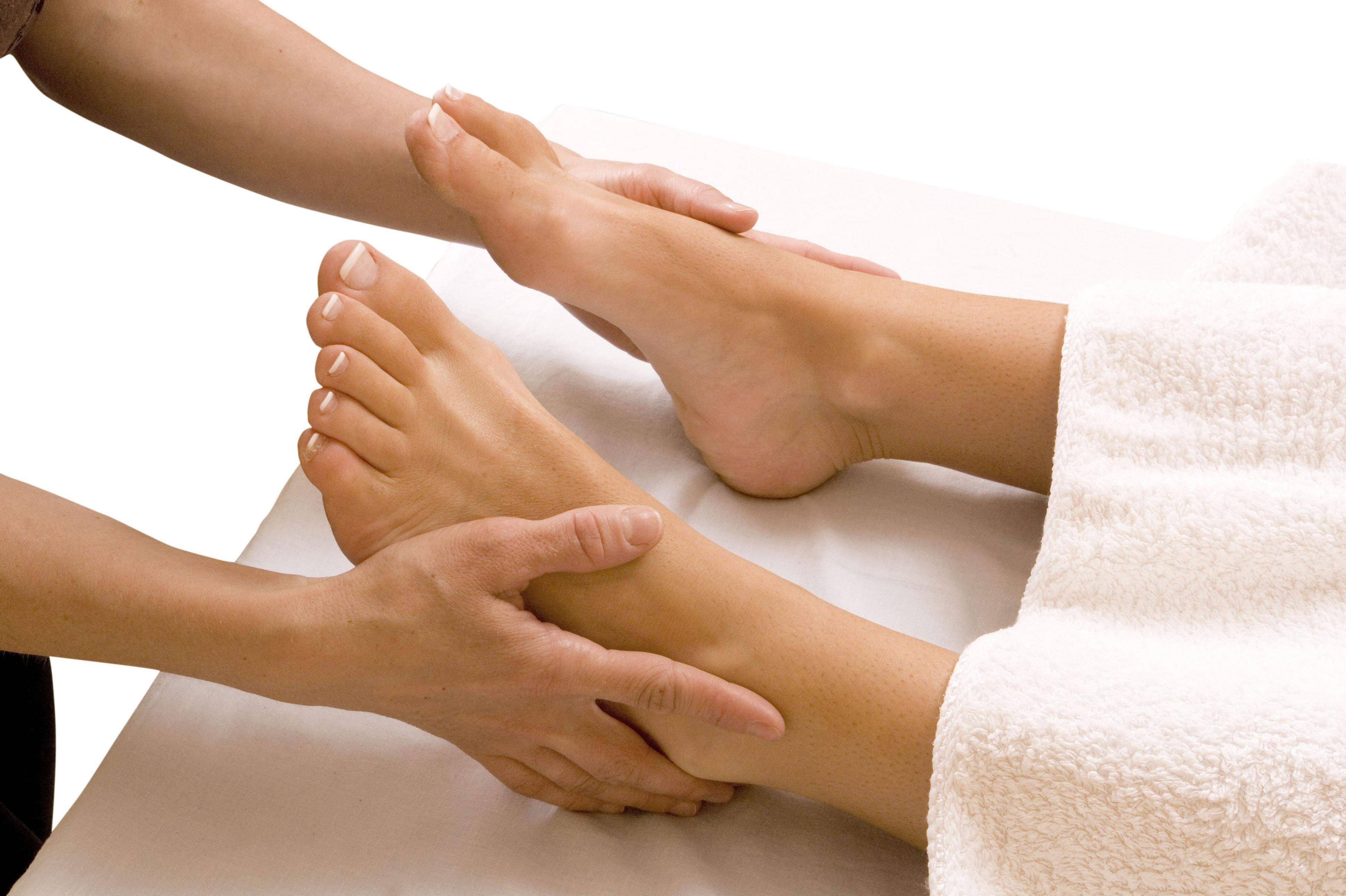 Tratamiento integral del pie