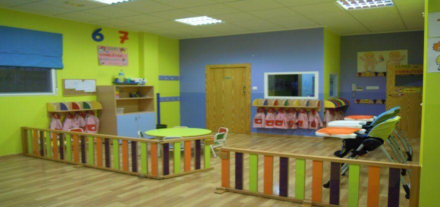 Foto 18 de Guarderías y Escuelas infantiles en Murcia | Centros de Educación Infantil Érase una Vez