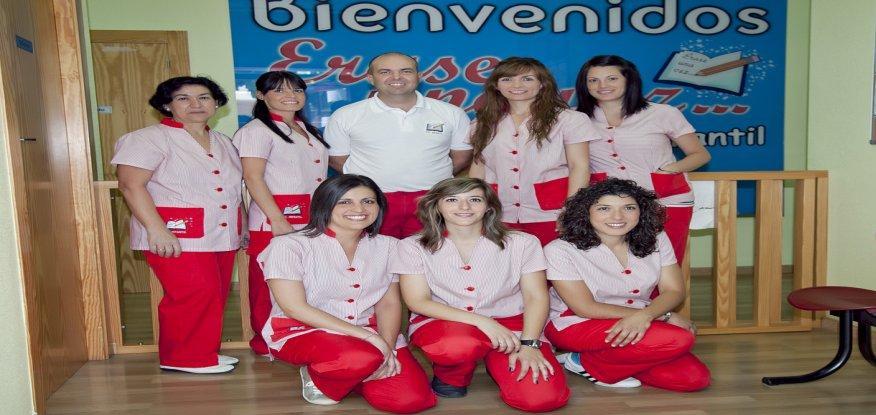 Foto 5 de Guarderías y Escuelas infantiles en Murcia | Centros de Educación Infantil Érase una Vez