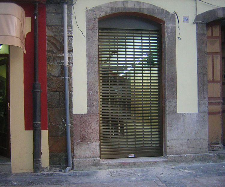 Motorización de persianas en Gijón