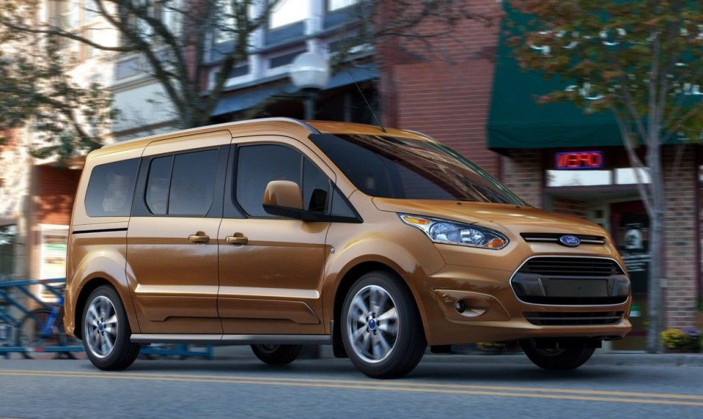 Alquiler de Ford Tourneo Connect