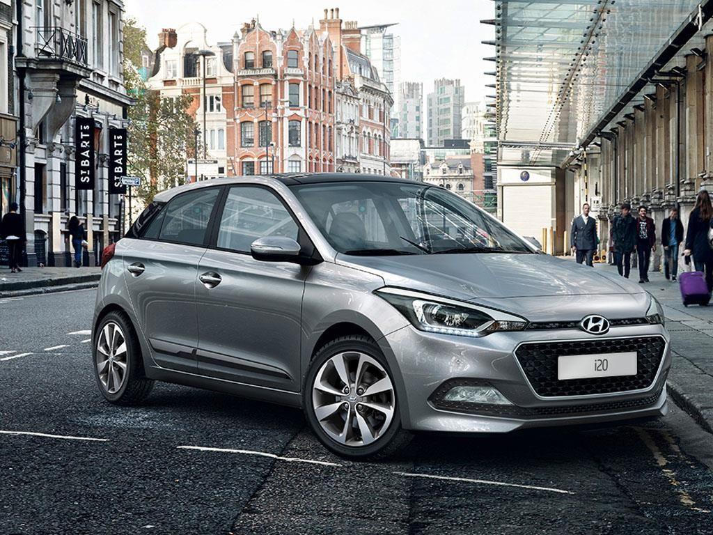 Alquiler de Hyundai i20