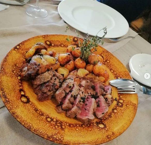 Carnes:  de Travieso Restaurante