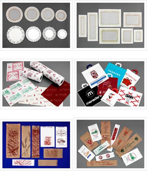 Papel: Catálogo de Foilsan, S.L.