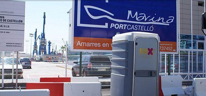 Foto 1 de Sanitarios móviles (alquiler y venta) en Marratxí | Boxi Balears