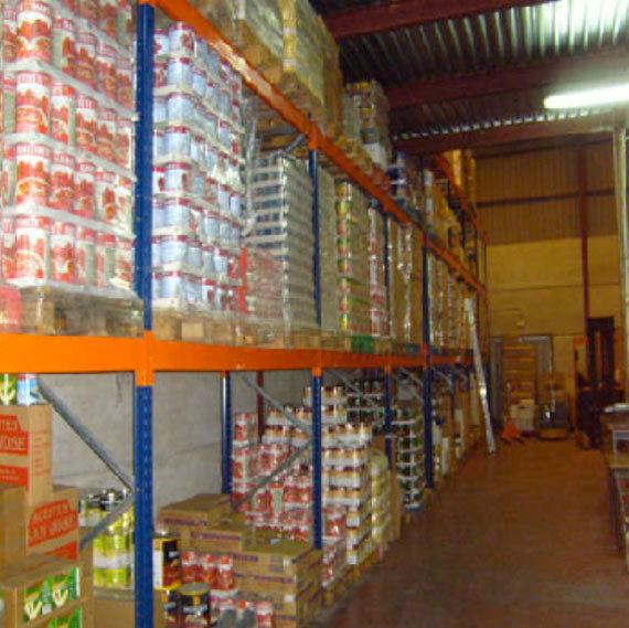 Foto 1 de Productos alimenticios (distribución) en Bollullos de la Mitación | Distribuciones Andaluzas de Alimentos, S.L.L.