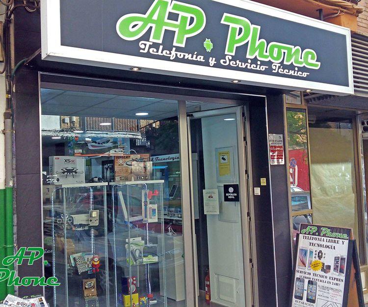 Centro de formación en reparación de teléfonos móviles
