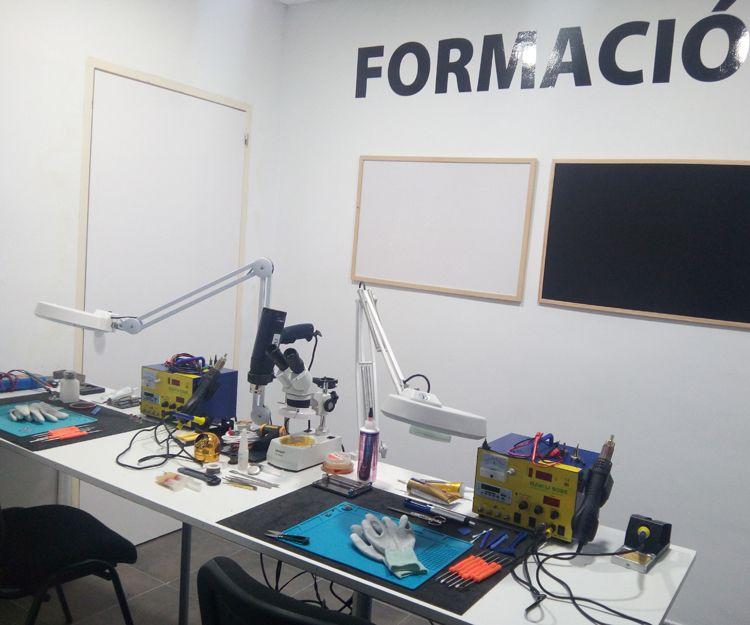 Centro de formación en Córdoba