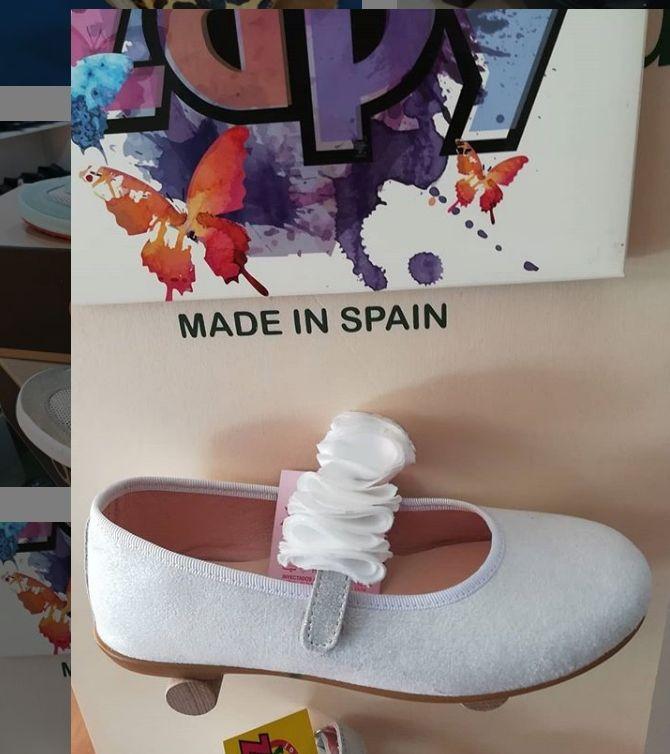 Zapatos para comunión Zapy