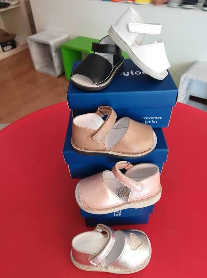 Sandalias niñas. Colección verano 2018