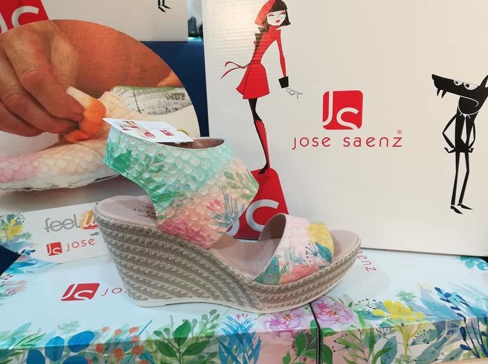 Col·lecció primavera estiu Jose Saenz