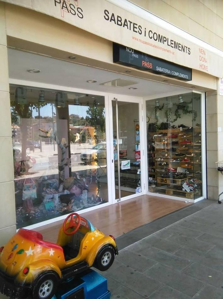 Zapatería y complementos en Balaguer