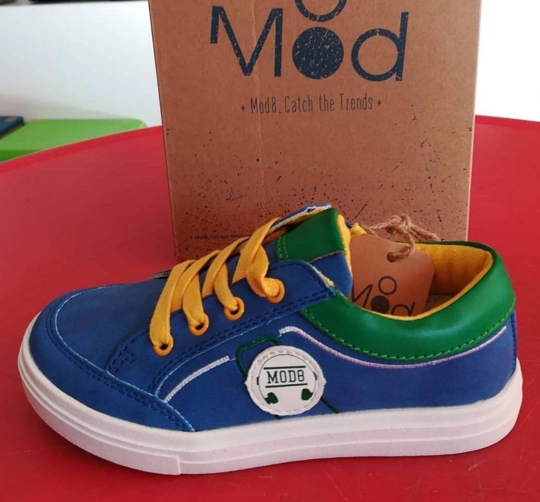 Nueva colección calzado infantil Mod8