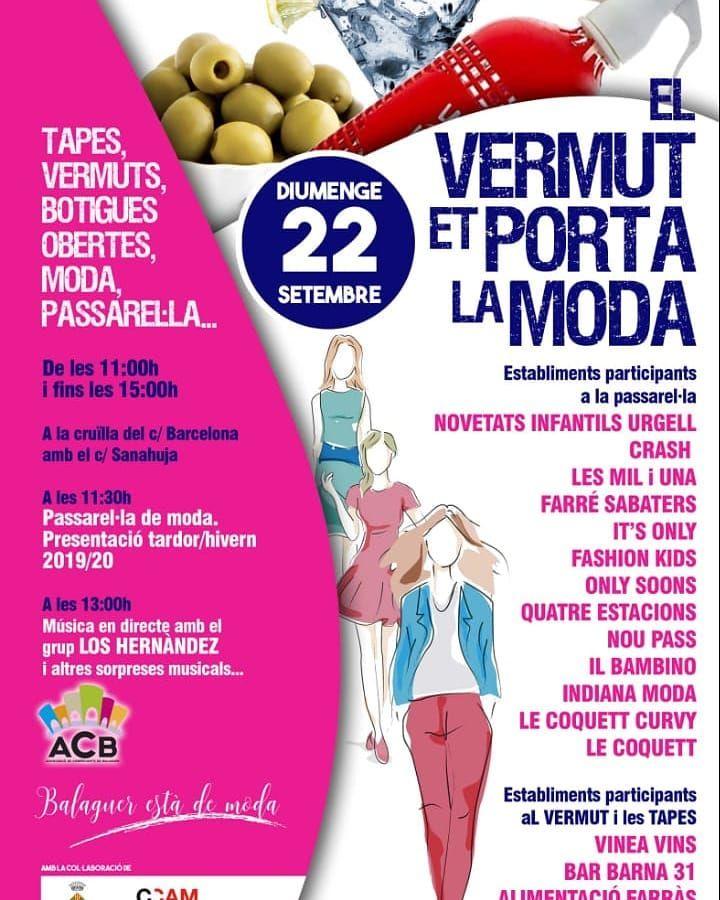 Zapatería infantil, caballero y mujer en Balaguer
