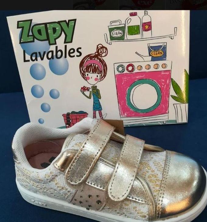 Zapatillas de deporte infantiles lavables Lleida