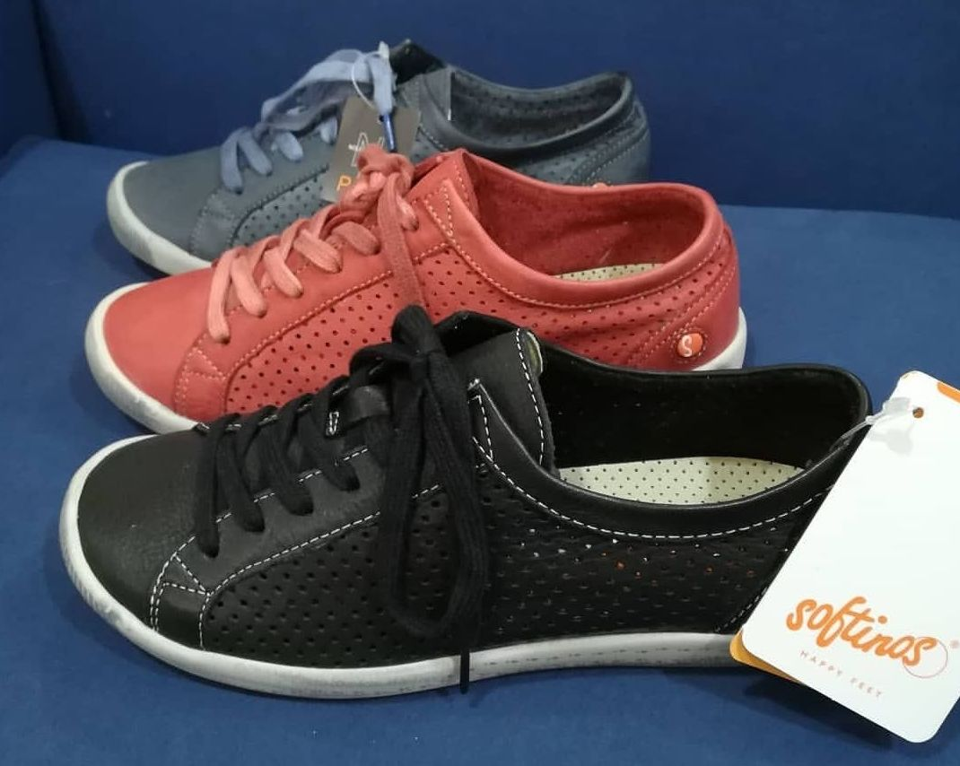 Zapatos sport de Softinos, comodidad durante todo el día