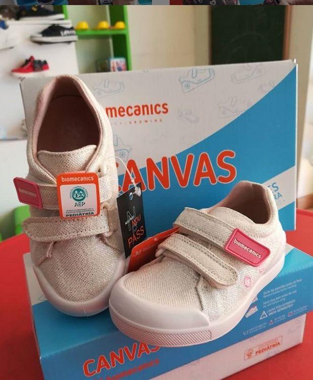 Zapatillas para niño Canvas
