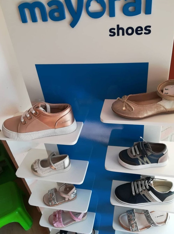 Calzado infantil Mayoral