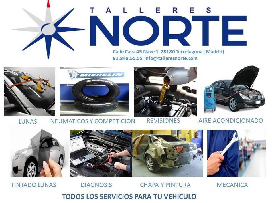 Foto 9 de Taller de vehículos en Torrelaguna | Talleres Norte