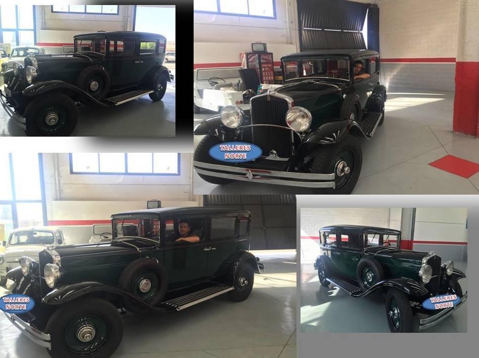 Restauracion de coches Talleres Norte Torrelaguna