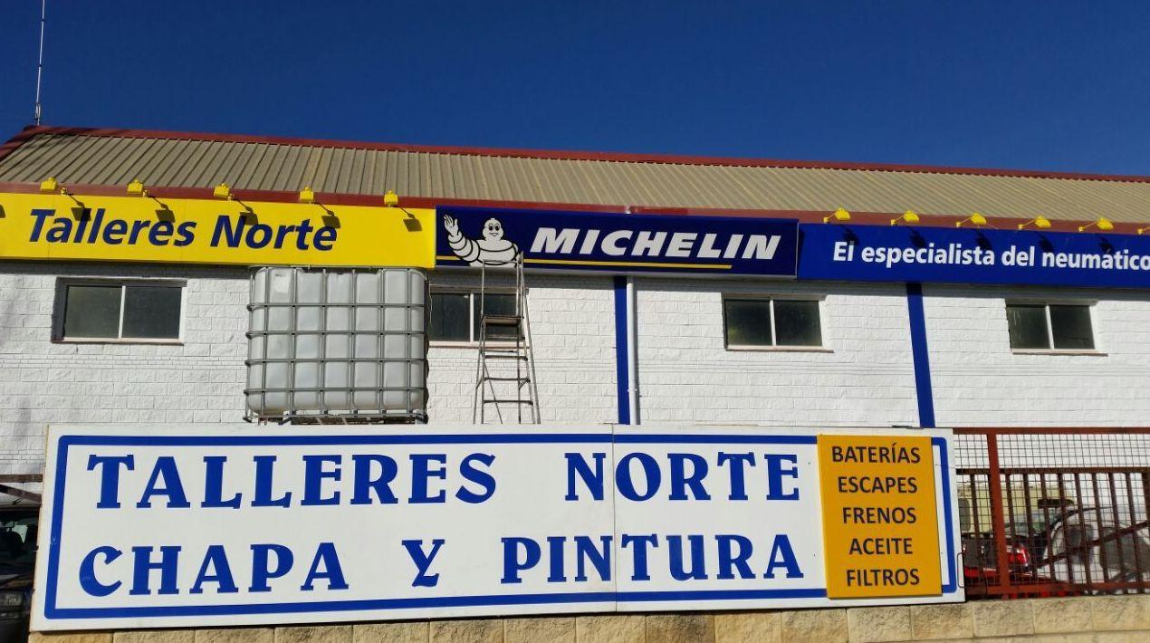 Talleres Norte en Torrelaguna