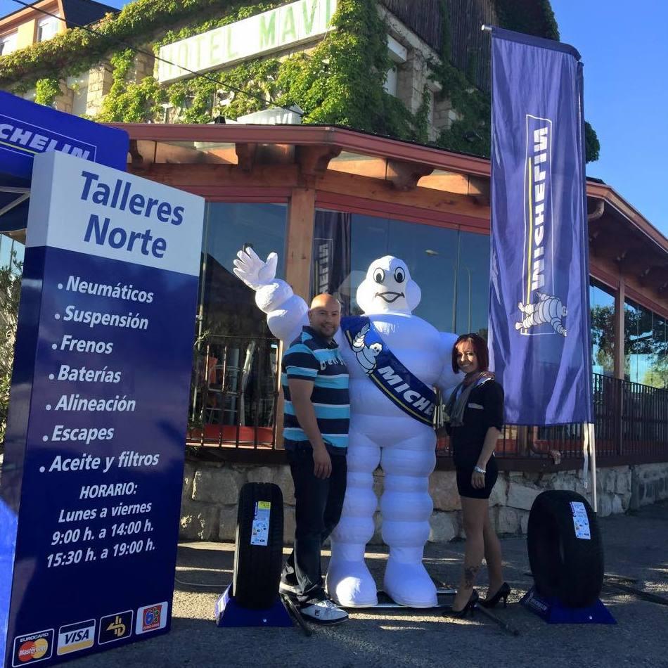 Michelin. Talleres Norte Torrelaguna