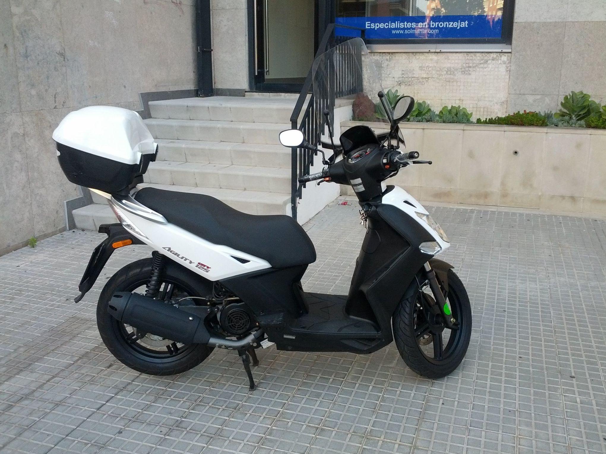 Reparaciones y accesorios, venta de motos de ocasión