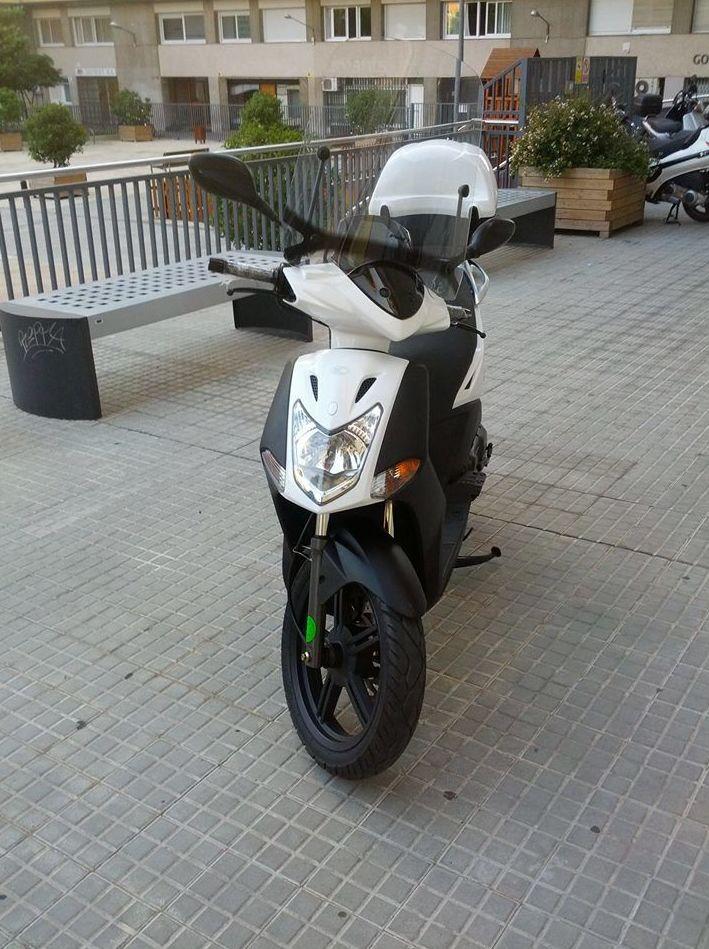 Venta de motos de ocasión en perfecto estado