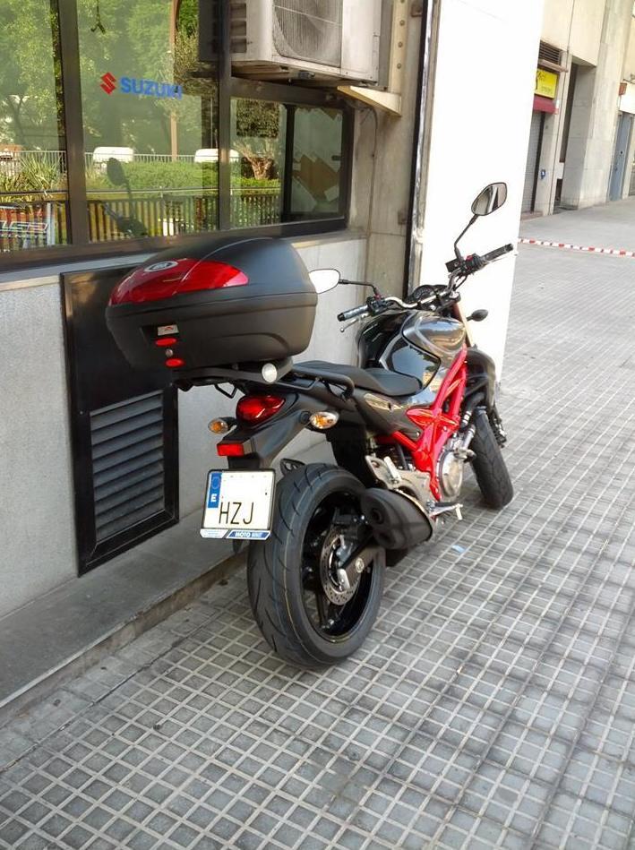 Venta de motos de ocasión en Barcelona