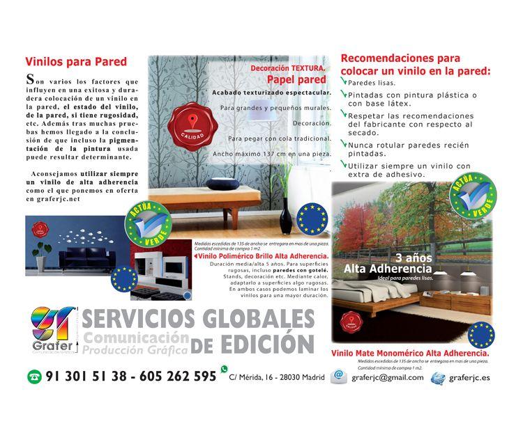 Trabajos de imprenta en general en Moratalaz
