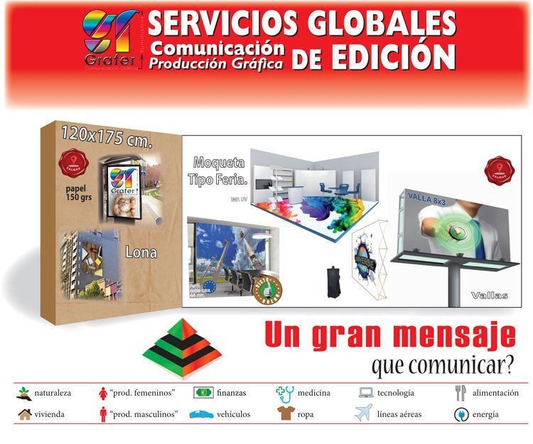 Producciones gráficas en Madrid