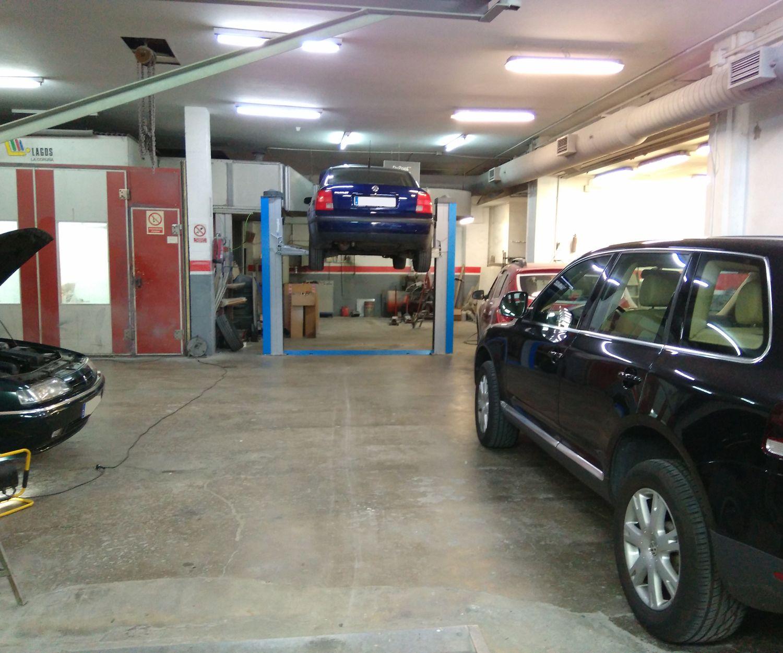 Reparaciones de mecánica en general en Santa Coloma de Gramanet