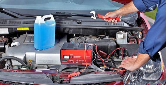 Mecánica rápida: Servicios de Automundial 2008
