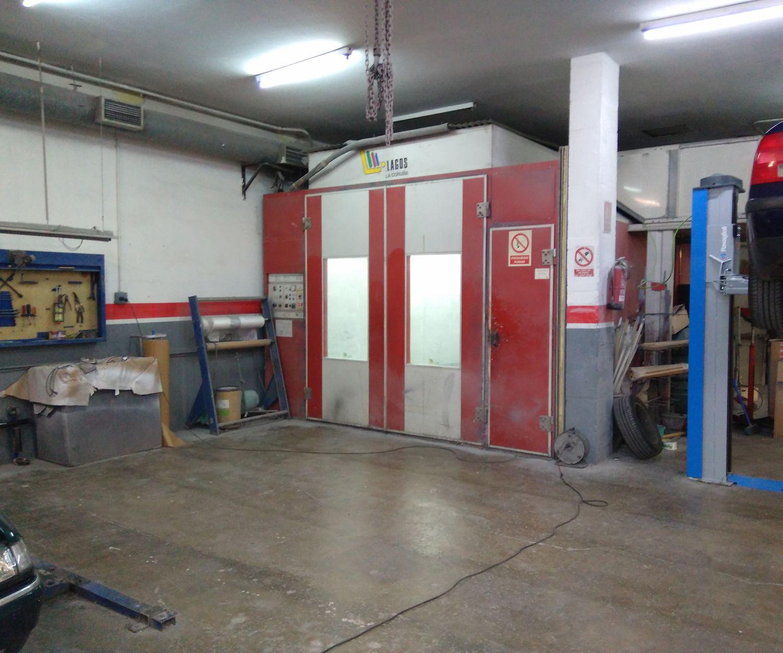 Reparaciones de chapa y pintura en Santa Coloma de Gramanet