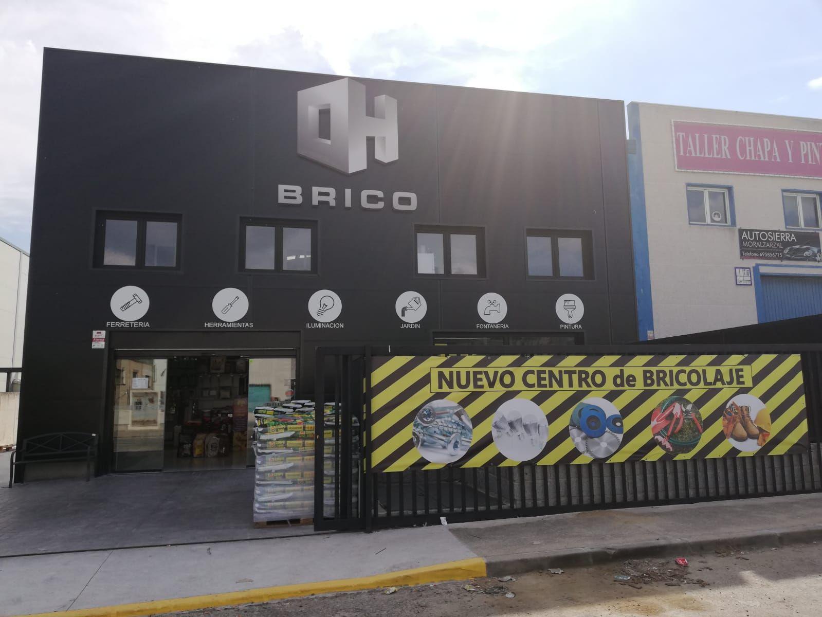 Tienda de bricolaje en Cerceda