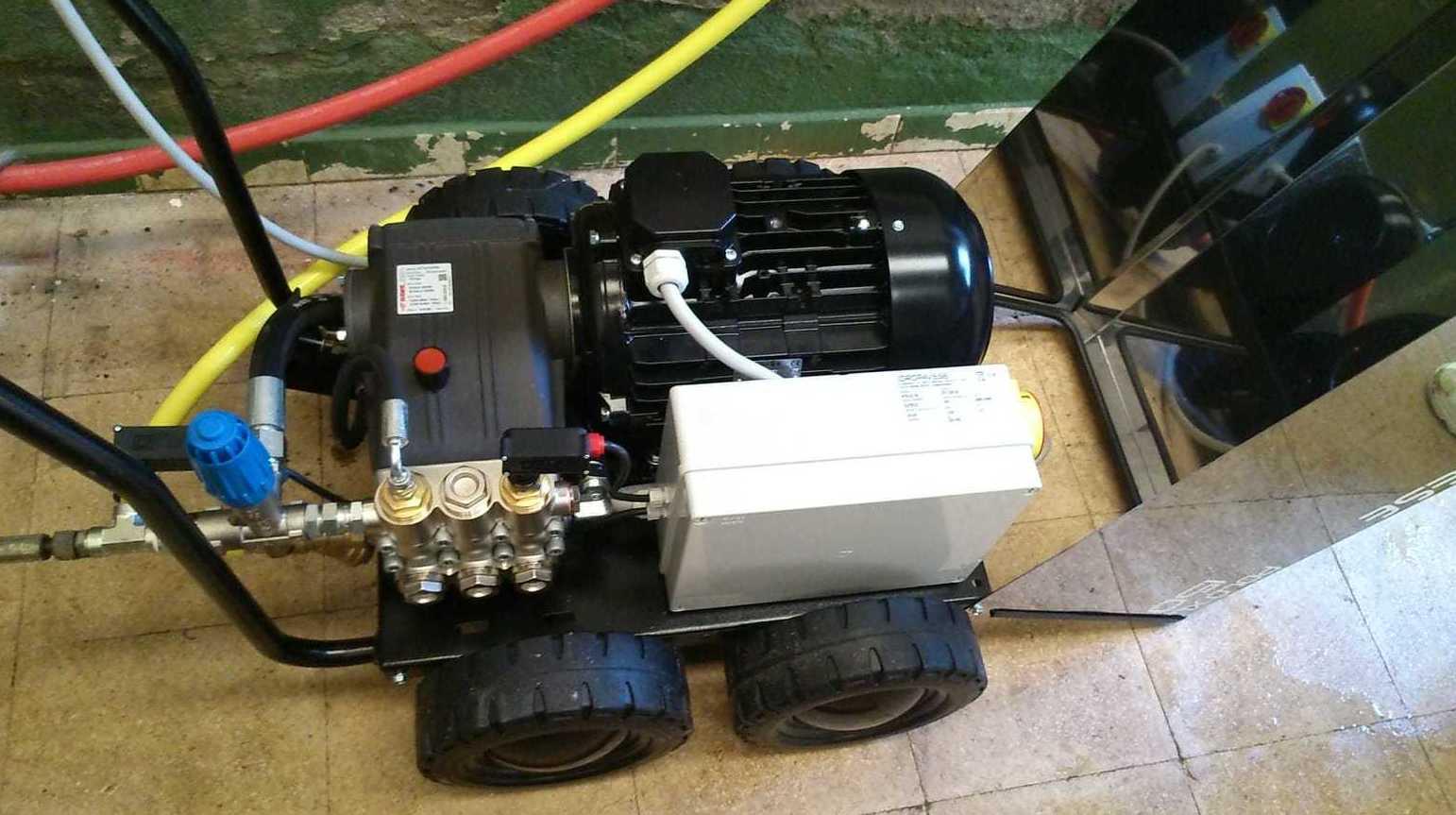 Foto 6 de Venta, reparación y alquiler de maquinara de limpieza en Salamanca | Tecnocleaner