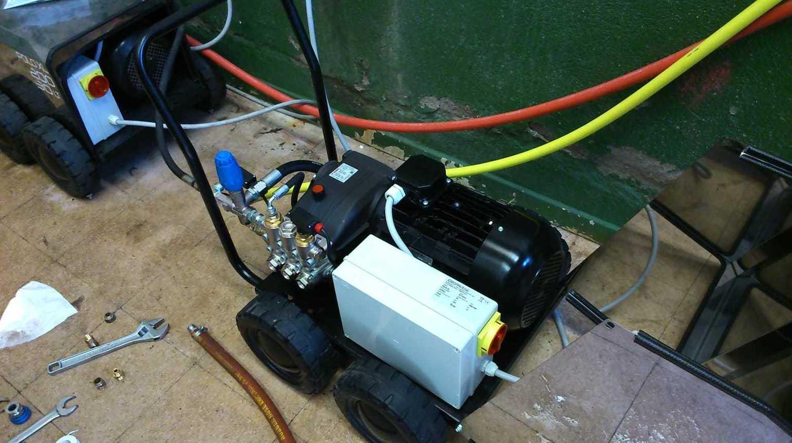 Foto 10 de Venta, reparación y alquiler de maquinara de limpieza en Salamanca | Tecnocleaner